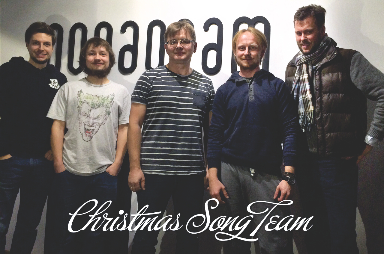 christmas song team